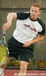 Transfers Lead Men's Tennis Team