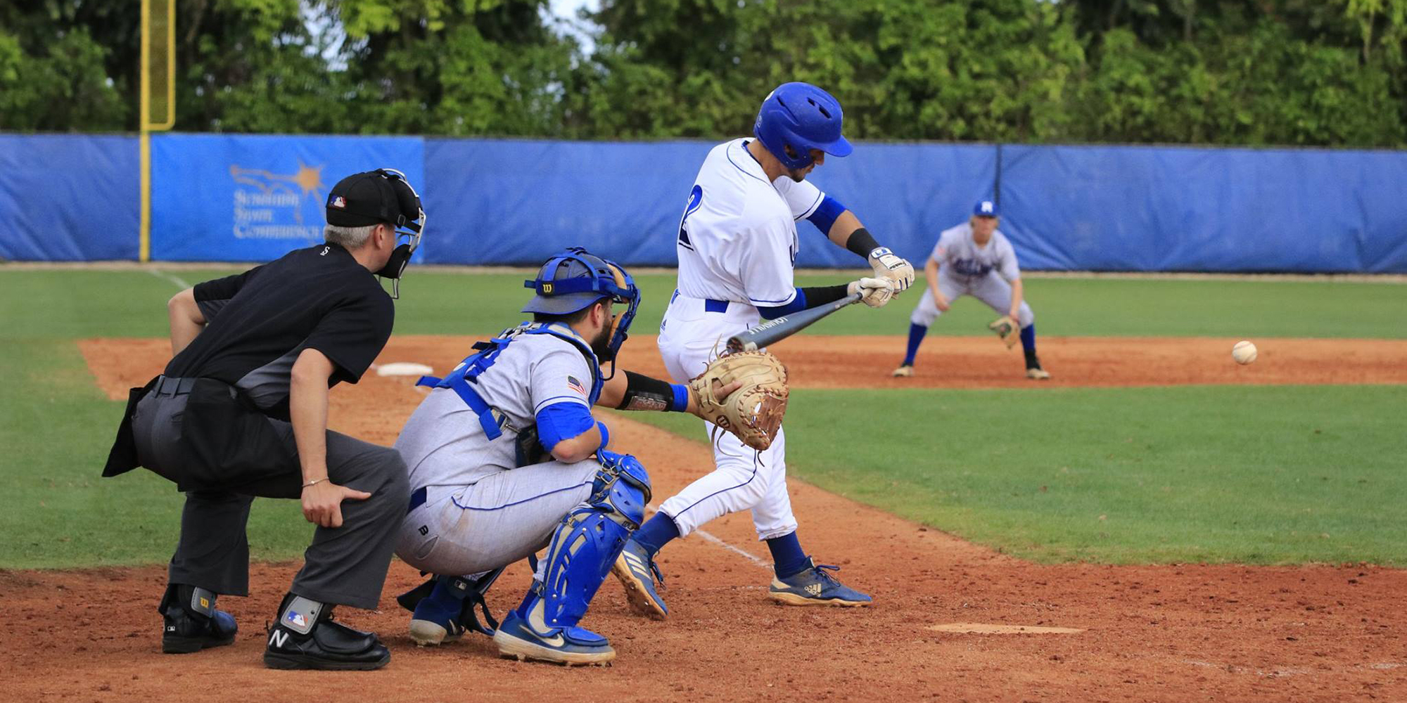 Baseball Swept on the Road at Embry-Riddle