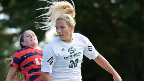 WOMEN'S SOCCER LOOKS TO CONTINUE HOME SUCCESS IN KEY BIG SKY WEEKEND