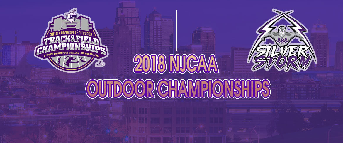 ASA Miami Thrives at 2018 NJCAA Outdoor Championships; Williams Named Atlantic Region Track Athlete of the Year