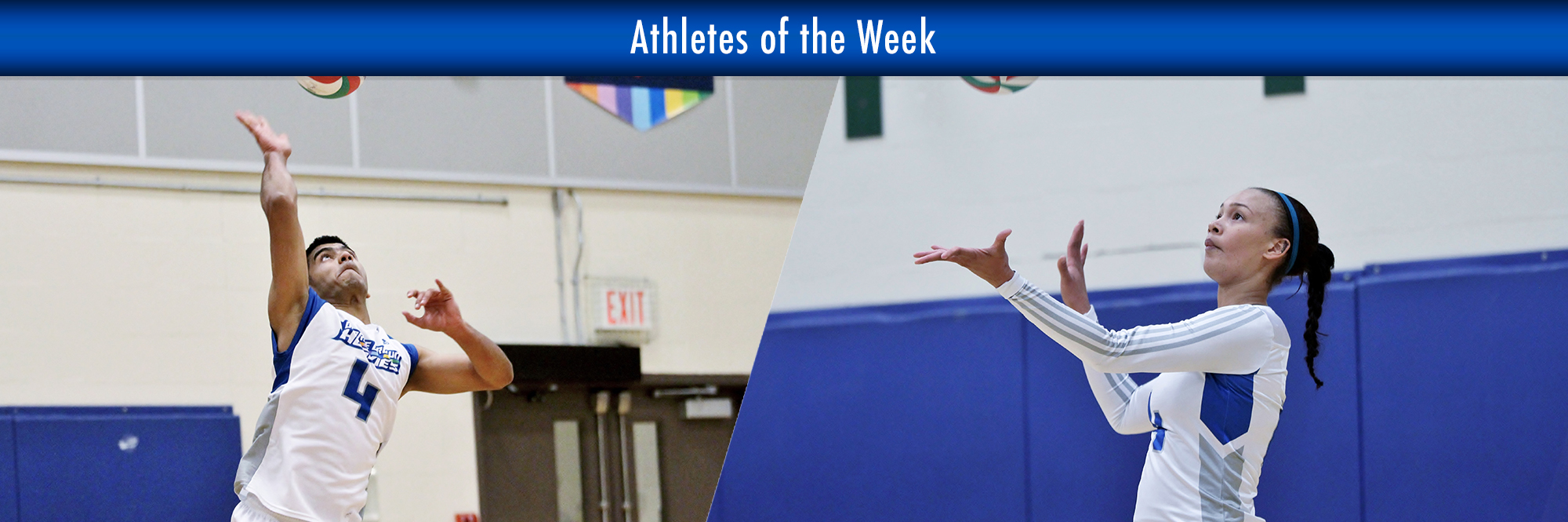 BEATRIZ VILCHES, VIVEK MATHIMAKKI NAMED HUSKIES ATHLETES OF THE WEEK