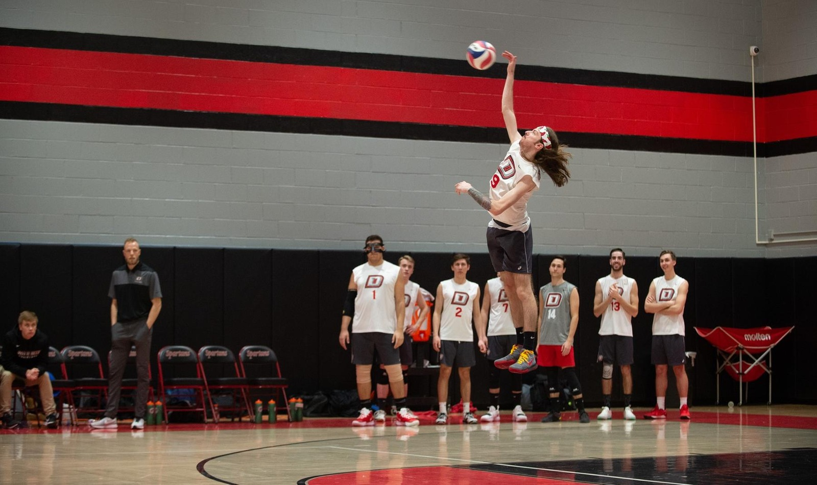 Split in Host Quad-Match Gives D'Youville First Conference Win