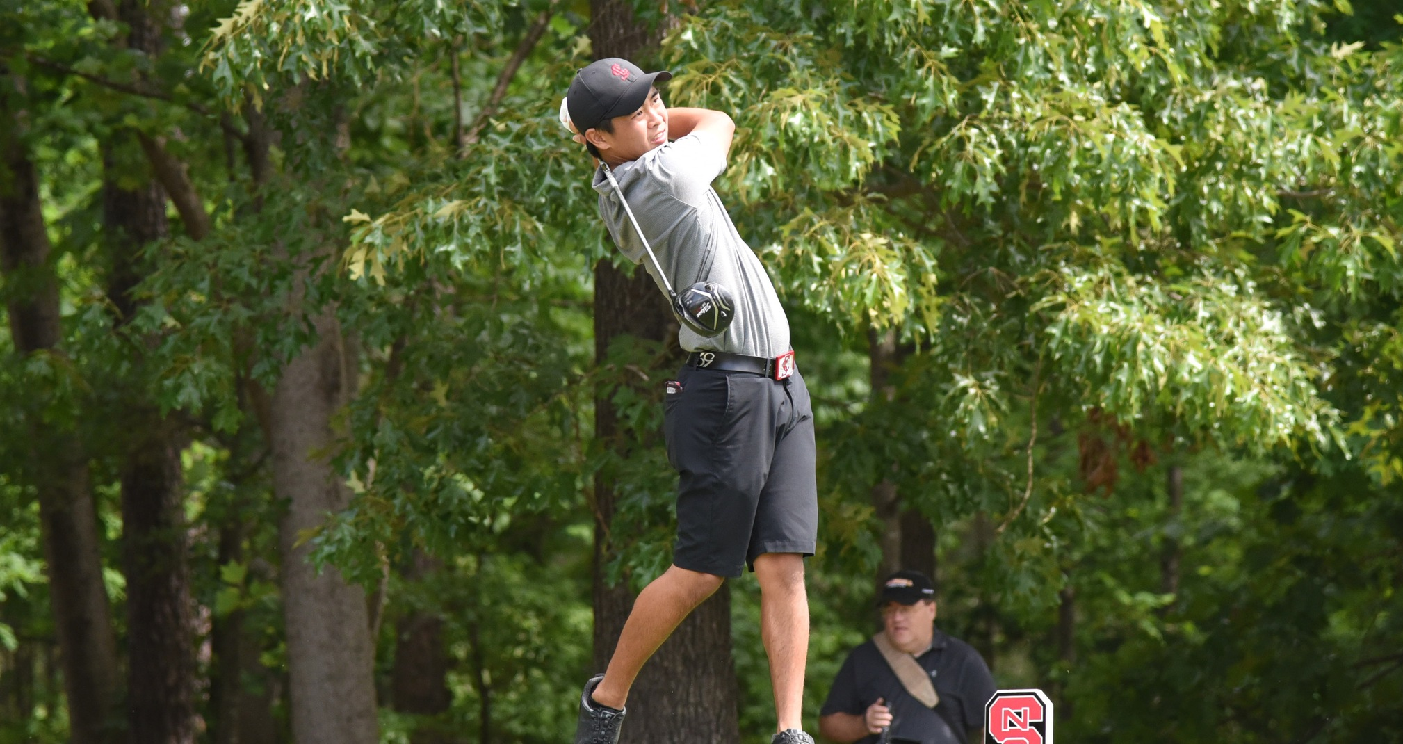 Season Ends For Men's Golf At NCAA Raleigh Regional