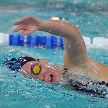 Cathleen Pruden Headed to Swimming Nationals