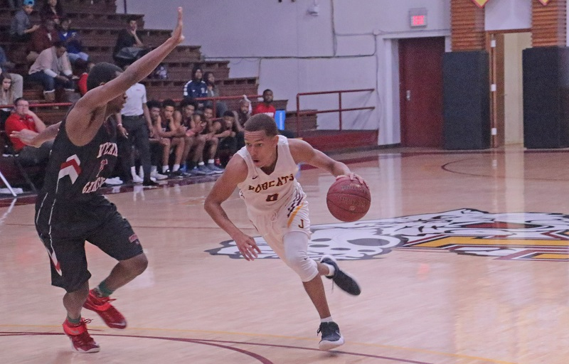 Southwest men beat JCJC