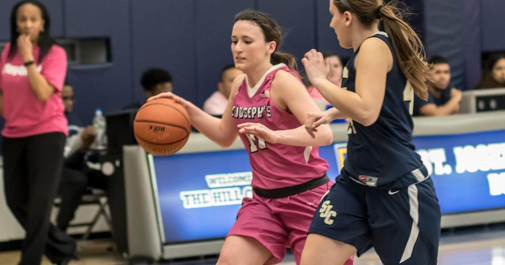 Old Westbury Ends Women's Basketball's Two-Game Win Streak
