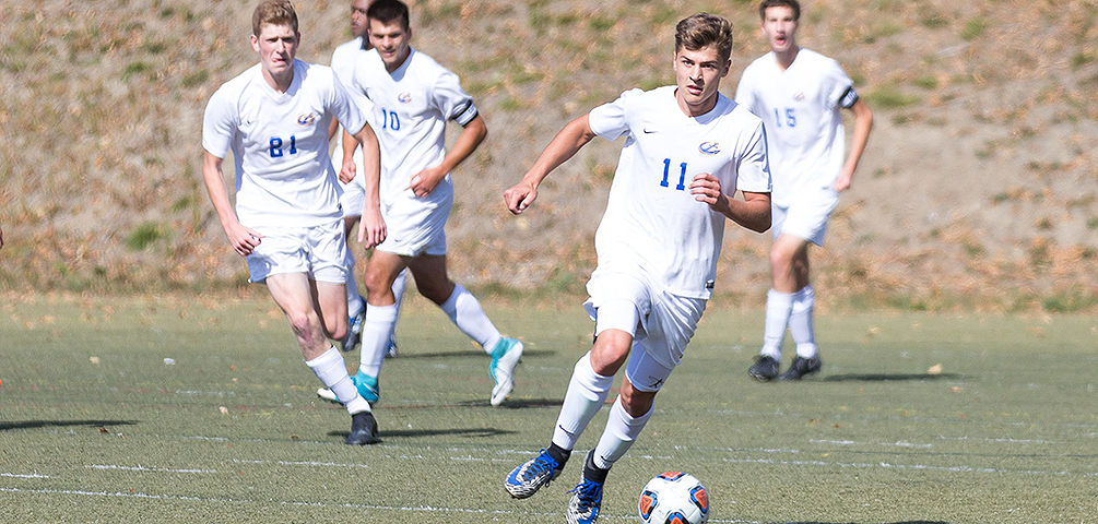 Men's Soccer Drops Non-Conference Game to Bengals