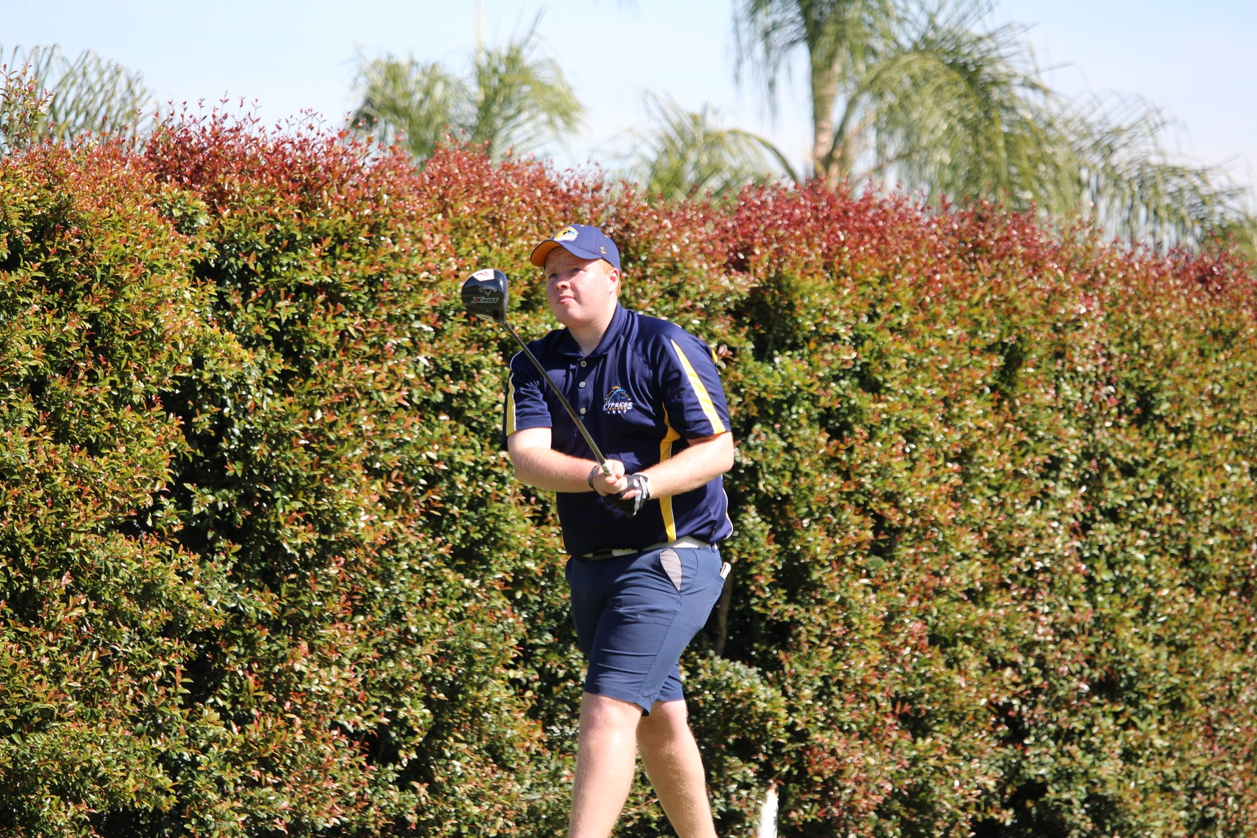 Men's Golf Opens Conference Play With First Place Finish at Los Serranos
