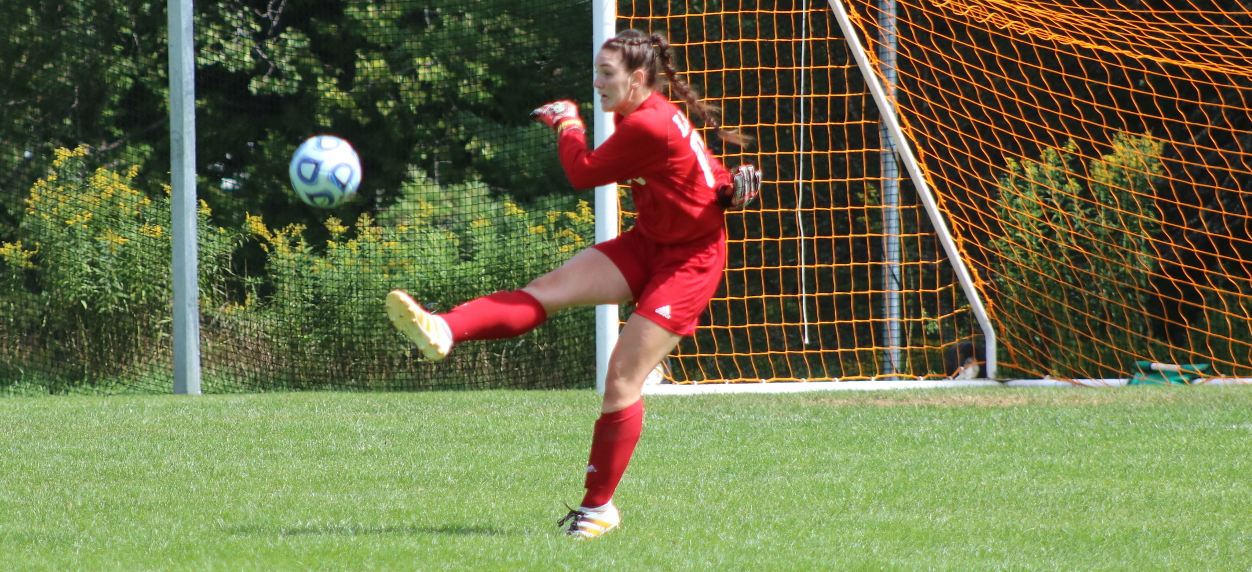 Early goal stands up as Hornet women fall to NVU-Johnson