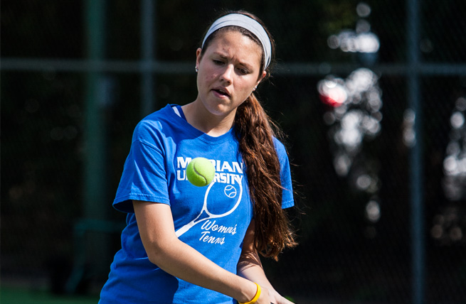 Women's Tennis falls to MSOE