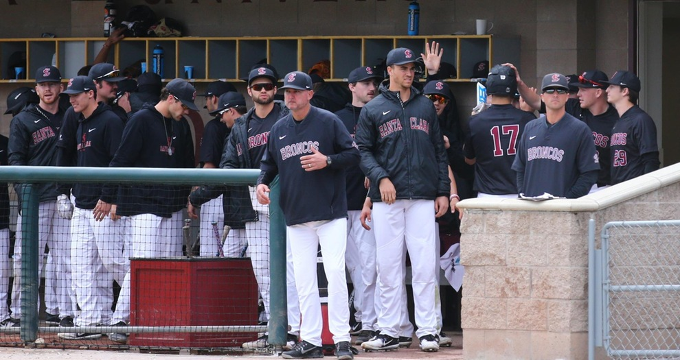 Baseball At No. 2 Stanford In Last Midweek Game of the Season
