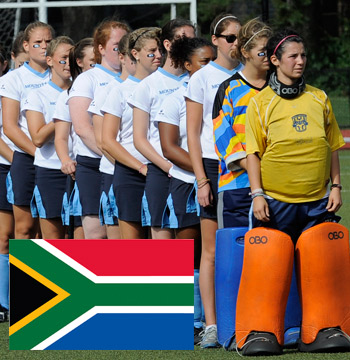 South African Trip Inspires Field Hockey Team