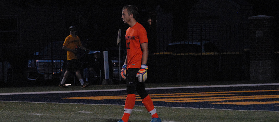 Goalkeeper Garrett Belden (Photo courtesy of Jimmy Phillips)