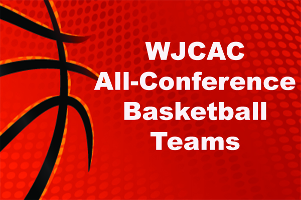WJCAC All-Conference Basketball