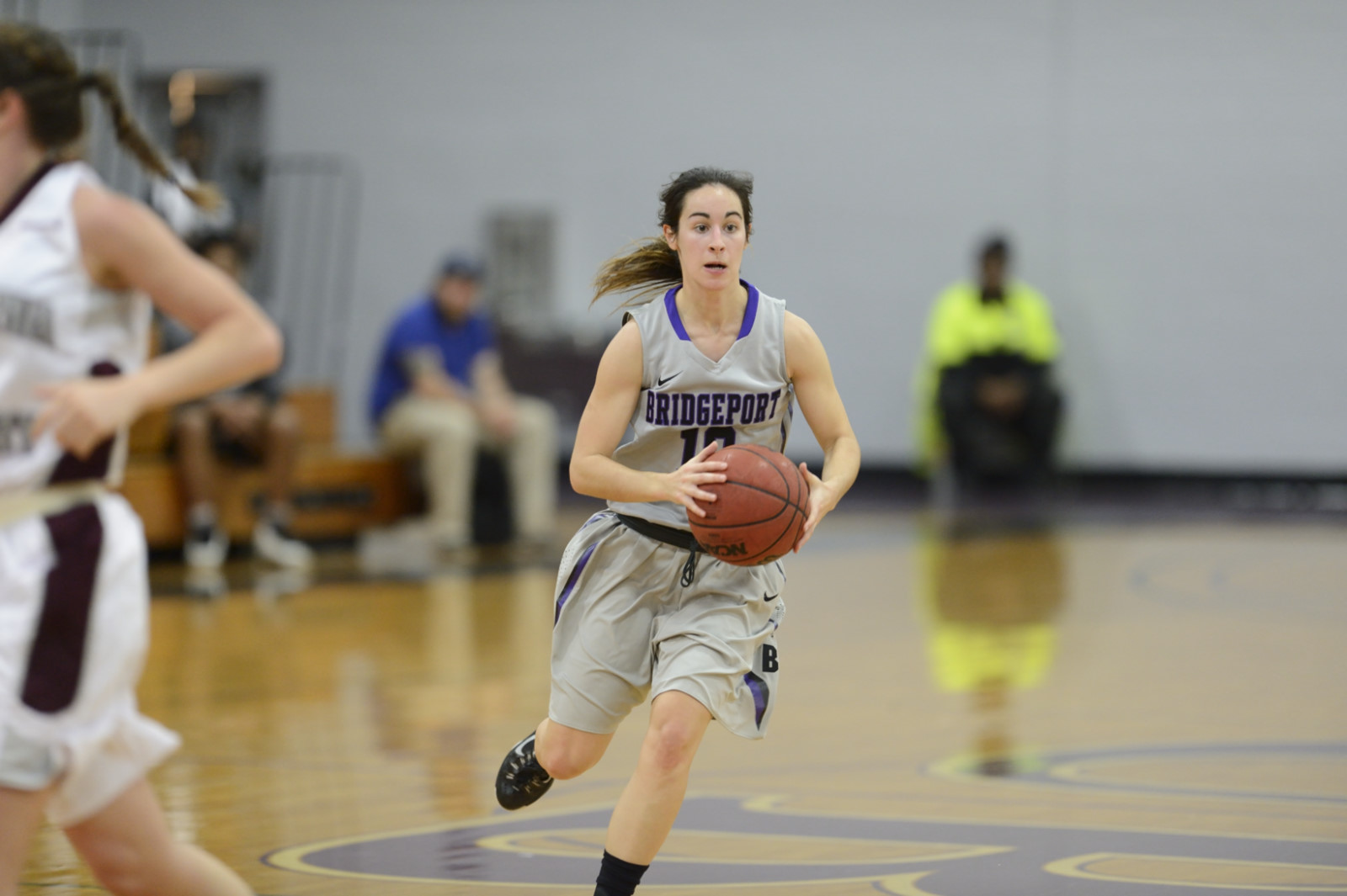 Purple Knights Fall In See-Saw ECC Women's Basketball Contest At Daemen, 83-78