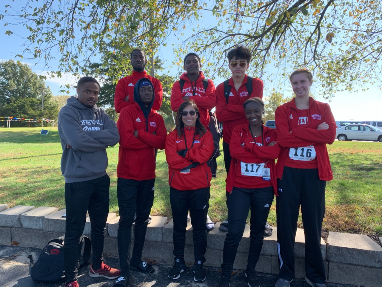 Red Raven Cross Country Teams Compete at Region VI Championships