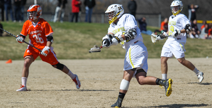 Men's lacrosse sets new SU record with win