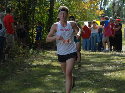 The Cardinals Place 6th at the Cross Country GLIAC Championships