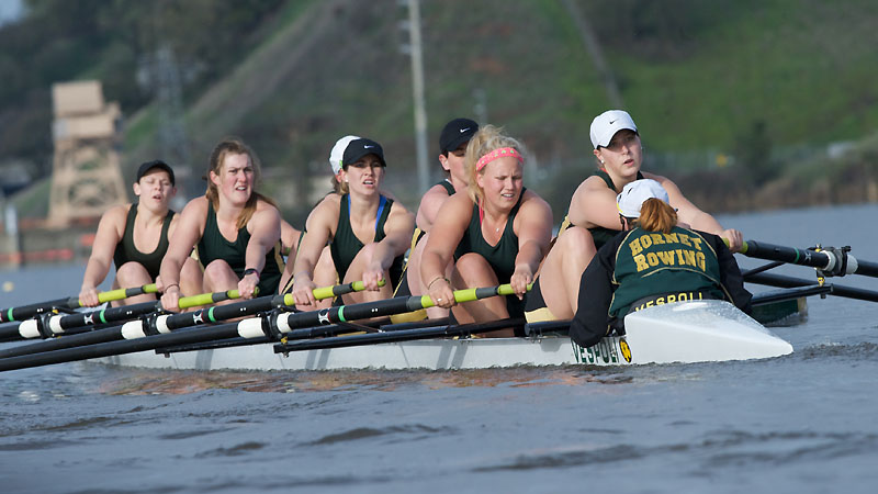 ROWING WRAPS UP FINAL DAY OF THE LAKE NATOMA INVITATIONAL