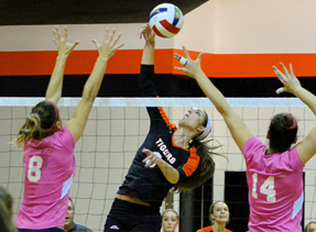NAIA Volleyball Player of the Week ? No. 8