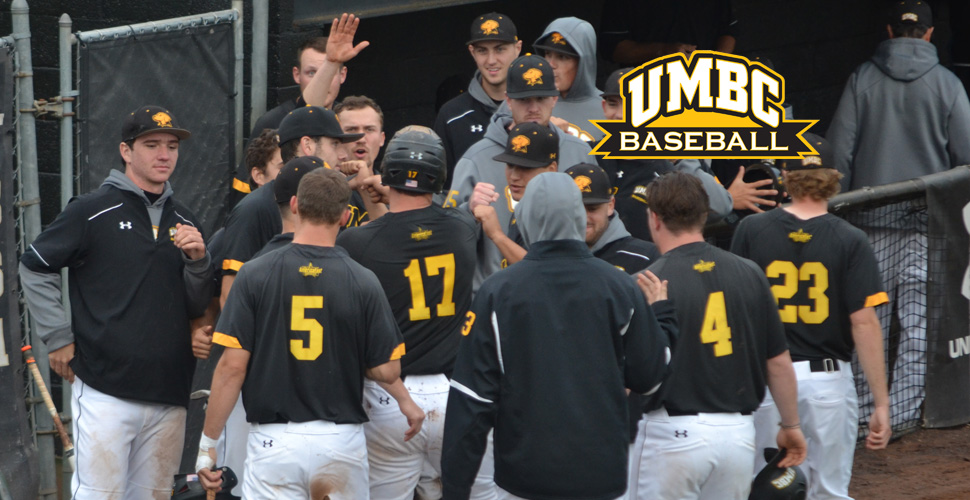 UMBC Baseball Hosts Pair of Mid-Week Games Against Local Rivals Towson and Coppin State