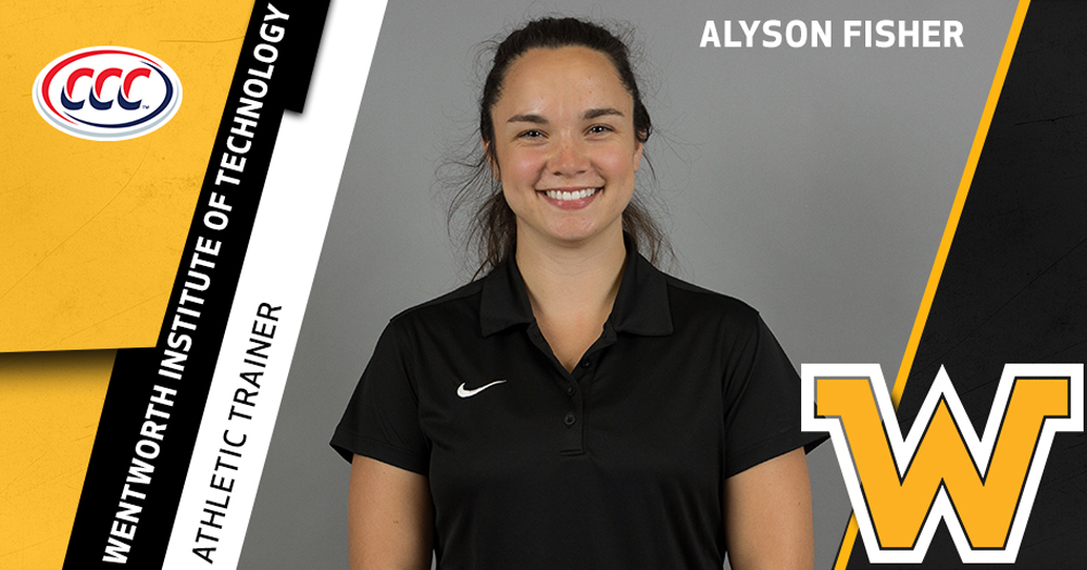 Alyson Fisher Joins Athletic Training Staff