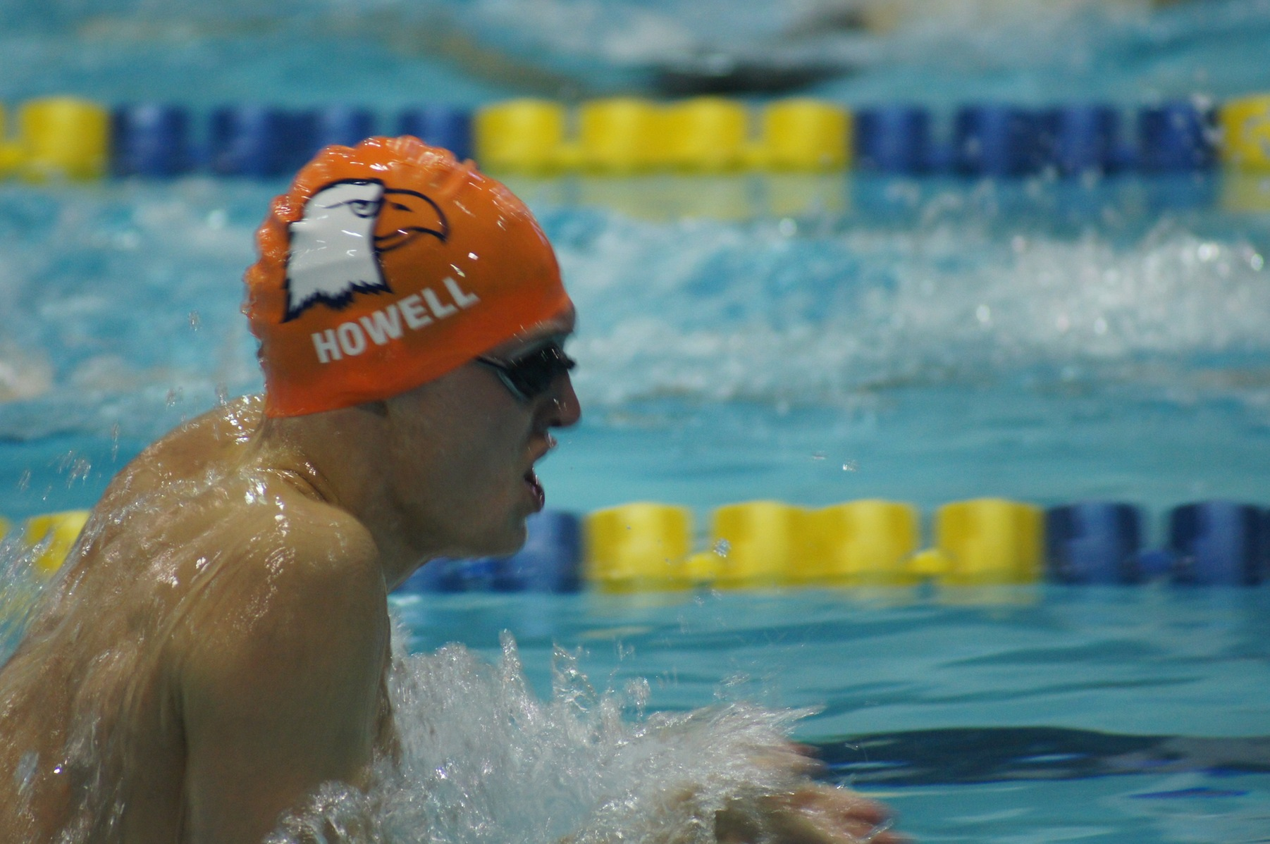 Tough test awaits C-N swim for the second straight week