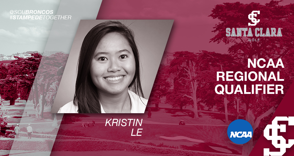 Women's Golfer Qualifies for NCAA Regional