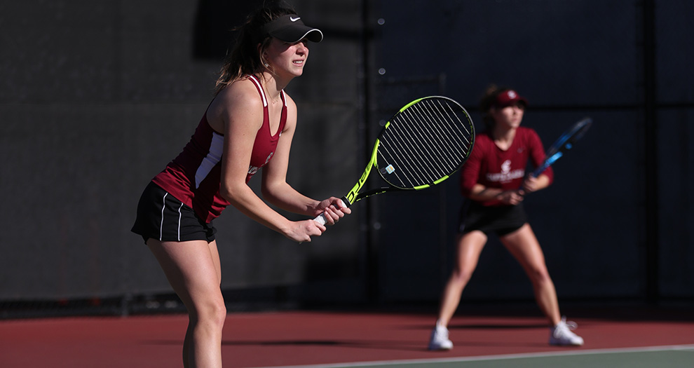 Women's Tennis Topped By Nevada 4-2 on Sunday