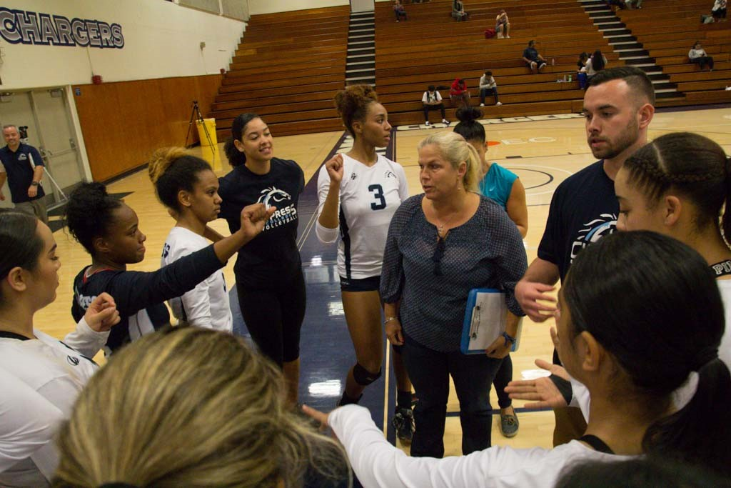 No. 4 Chargers Upset by No. 13 San Diego City in CCCAA SoCal Regional