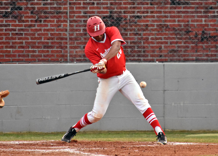 Anthony Spivey had two hits, two RBIs and two runs, including a solo home run, in Tuesday's 11-9 win over second-ranked Birmingham-Southern.