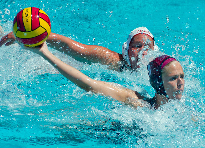 Bronco Water Polo Enjoys Successful Home Tournament, Looks Forward to Closing Stretch