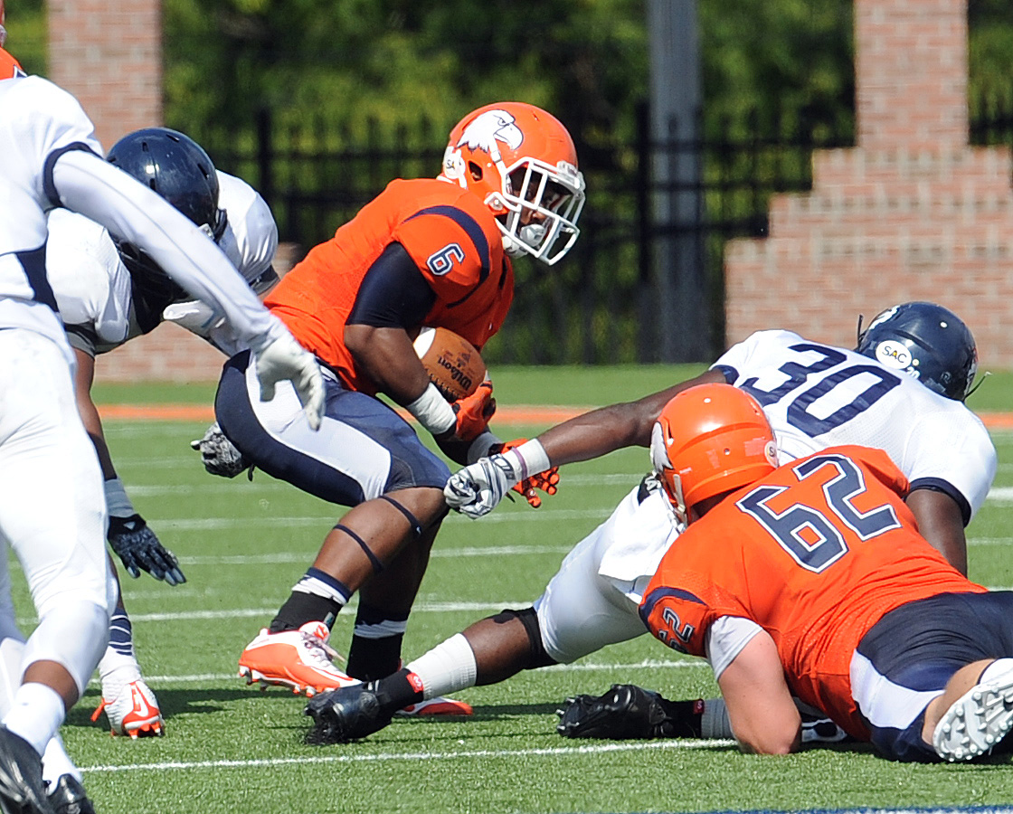 Carson-Newman clashes with Catawba in opening SAC battle