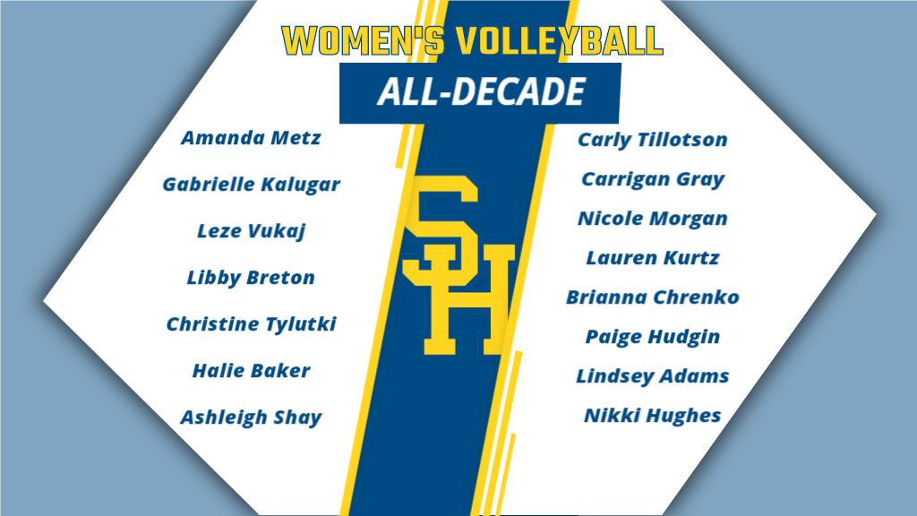 Siena Heights All-Decade Series: Women's Volleyball
