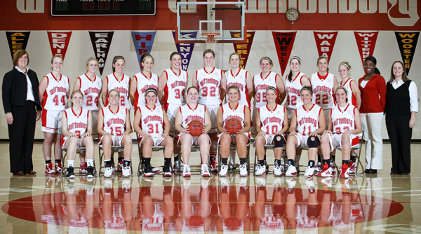 2009-10 Wittenberg Women's Basketball