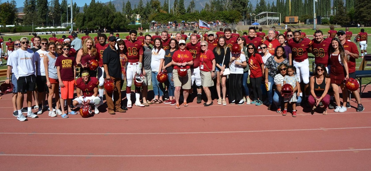 CMS Football Clinches Share of SCIAC Title, NCAA Bid, on Senior Day with 16-9 Win over Chapman