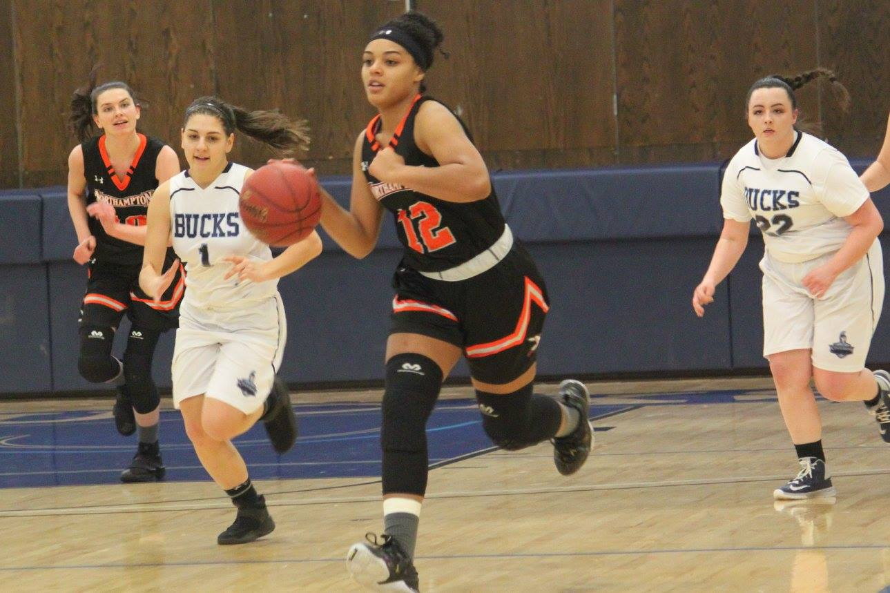 Lady Centurions Fall in Final Home Game