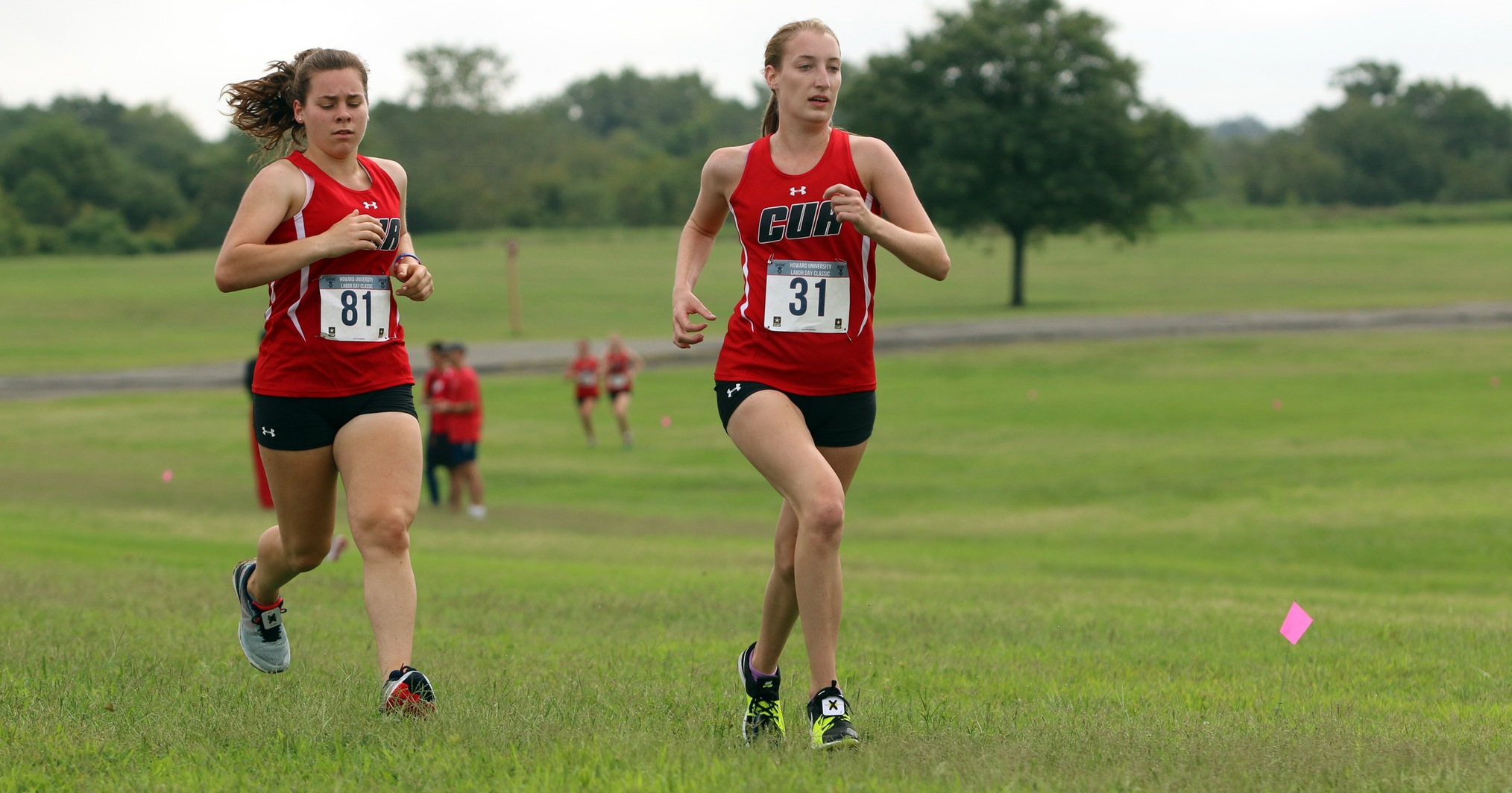 Cardinals Capture Team Title at Howard Labor Day Classic