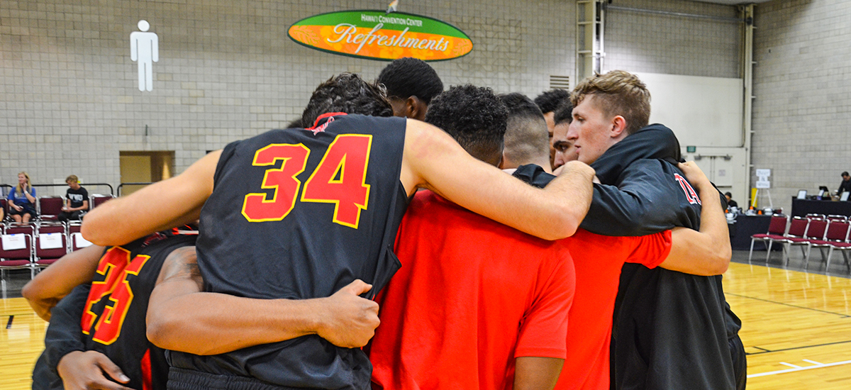 Tampa Drops First Game of Hoops in Hawaii Classic