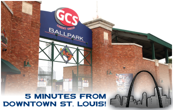 GCS Credit Union Ballpark