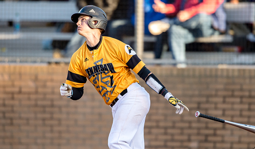 Five-Run Second Inning Lifts KSU Over UMass To Clinch The Series