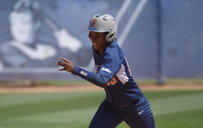 FROM THE OC REGISTER: Senior Titans Outfielder Delynn Rippy Inspires team with Intense Approach