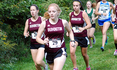 Sykes and Welzel among top 10 at Runnin' Monks Invite