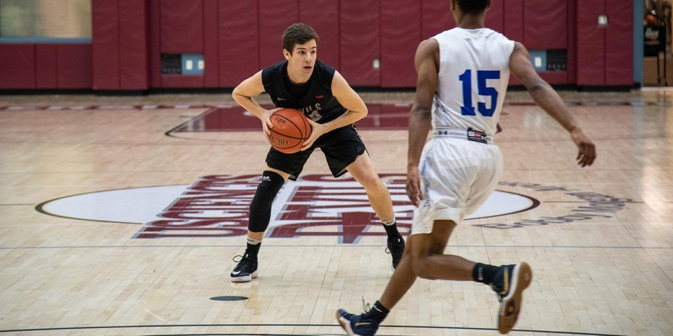 Men's Basketball Falls 73-52 to CACC South Leader Jefferson