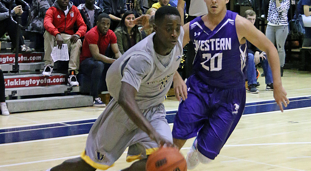 MBB | Voyageurs Let One Slip Away Against Laurier