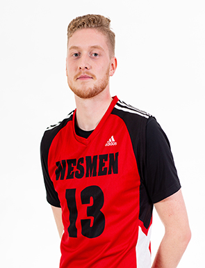 Ethan Duncan men's volleyball