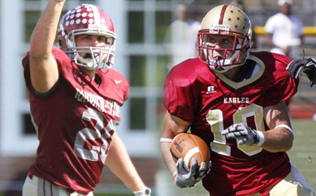 Beiler, Ikwild Lead ODAC Football Awards