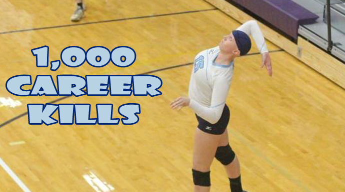 Westminster's Marshall Joins 1,000 Kill Club