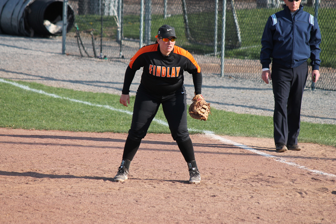 Findlay Ends Spring Break Trip with Losses