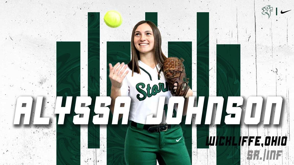 STORM SENIOR SPOTLIGHT: Alyssa Johnson